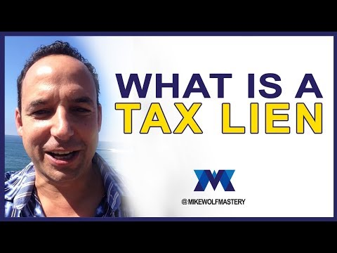 What Is A Tax Lien - Tax Deeds In Virginia VS Texas