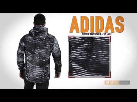 adidas outdoor Wandertag Graphic Jacket - ClimaProof® (For Men)