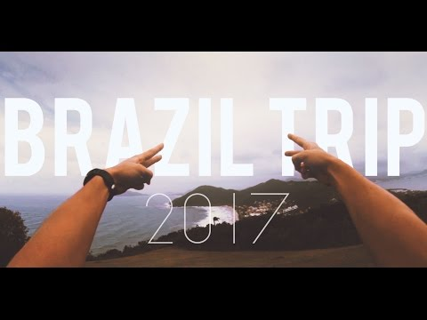 BRAZIL TRAVEL 2017!!! GOPRO POV
