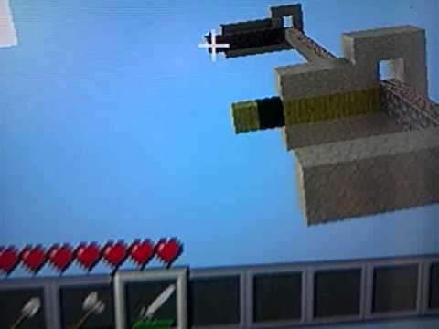 Minecraft xbox 360 Super Awesome Diving Board