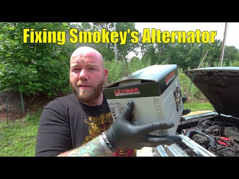 How to Replace a Fox Body Mustang Alternator