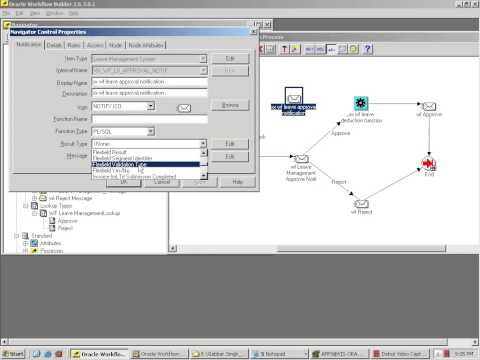 10 adding another Function  deduction in workflow builder in oracle