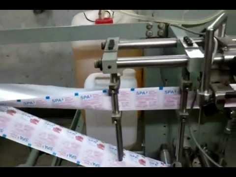 Fully Automatic Horizontal sachet packing machine