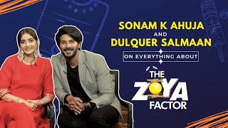 THE ZOYA FACTOR   Sonam K Ahuja and Dulquer Salmaan's EXCLUSIVE interview   Nepotism   Trolls