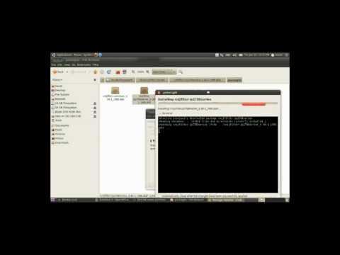 Setting Printer di Linux
