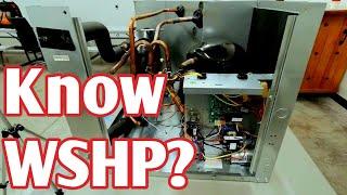 Water Source Heat Pump AC Basic's