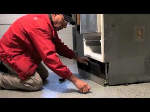 Sub-Zero 700 TC condenser cleaning