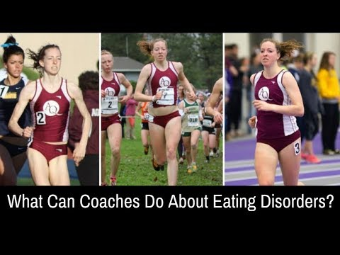Coaches, We SHOULD Talk About Eating Disorders With Our Athletes!