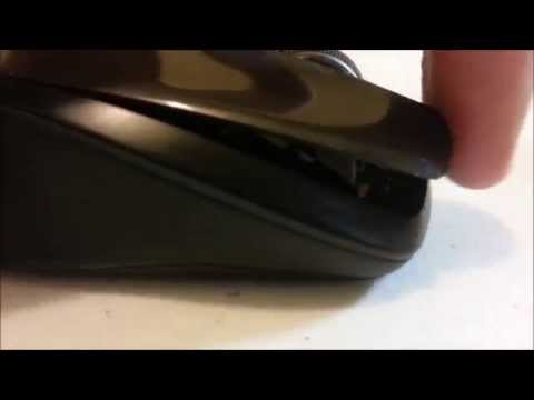 Fast Fix for Logitech MX Anywhere Mouse Double-Click Problem!