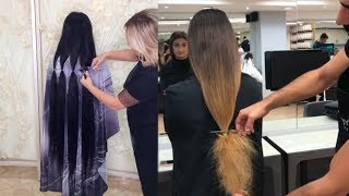 Viral Videos on Instagram 2017 | New Hairstyles and Haircuts Tutorials