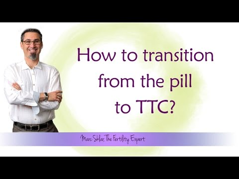 How to transition from the pill to TTC ?