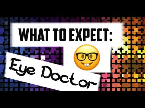 What To Expect At The Eye Doctor