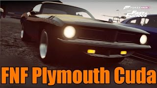 Forza Horizon 2 | The Fast and Furious | Plymouth Cuda