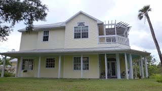 4420 Highway 1 Grant Florida Key West Style Custom Built Home