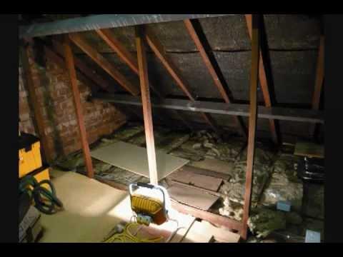 converting my attic part 1