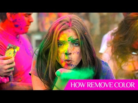 How to remove holi colors from face, holi skin and hair, holi glow, Holi, how to remove holi colours