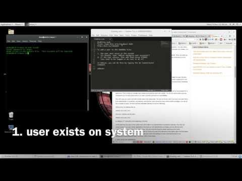 adding yourself to SUDO in Debian Jessie