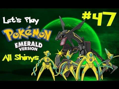 Pokémon Emerald, All Shinys: Episode 47,