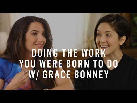 Doing The Work You Were Born To Do w/ Grace Bonney of Design*Sponge