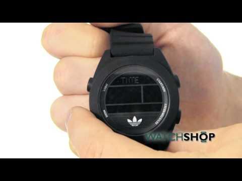 Adidas Men's Santiago XL Digi Alarm Chronograph Watch (ADH2907)