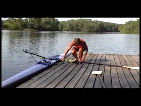 How to Set Up Your Scull