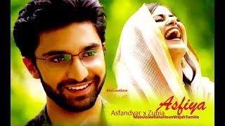 Asfandyar &  Zubia VM Yakeen Ka Safar - Wajah Tum Ho [Requested]