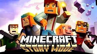 Ps4:Minecraft Story Mode