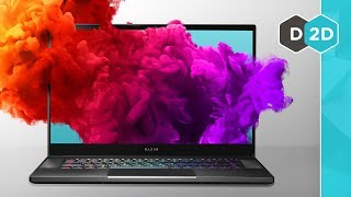 Razer Blade 15 Review - The Smallest Gaming Laptop!