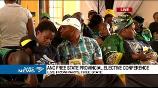 More on ANC Free State with Aldrin Sampear