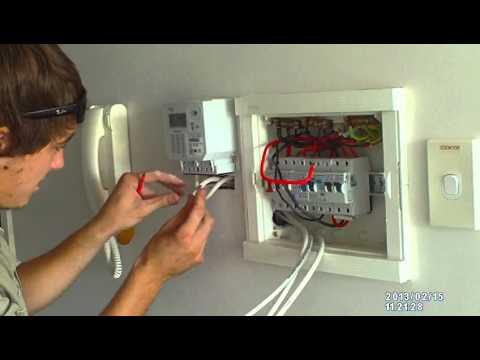 Installing a Prepaid Meter