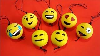 DIY Emoji Crafts | Back To School Crafts Ideas | Crafts For Kids | DIY Backpack Decorations