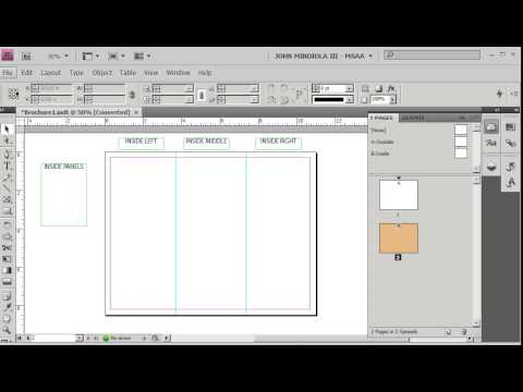 How to export a PDF in InDesing, Exporting A Pdf (Print, Smallest File Size)