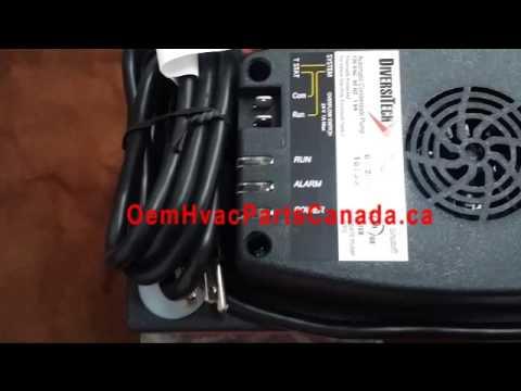 DiversiTech CP22 Condensate Pump Canada