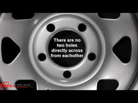 How To Measure The Bolt Pattern of A 5-Lug Wheel