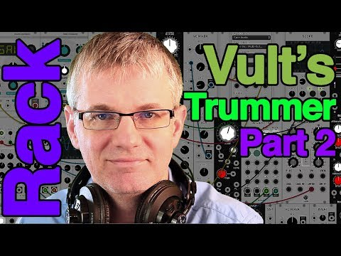 Vult's Trummer Drum Synth Part 2