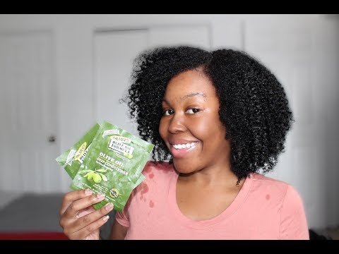 This Palmer's Olive Oil Deep Conditioner Is Bomb, Y'all!