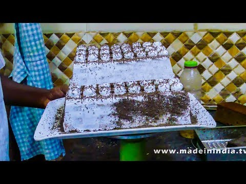YAMMY CHOCOLATE PASTRY CAKE | BAKERY FOODS IN INDIA | STREET FOODS IN INDIA street food