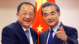 China to remain neutral unless US strikes North Korea first