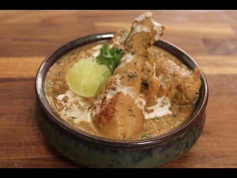 Chicken in Creamy Lemon Sauce |  Sanjeev Kapoor Khazana