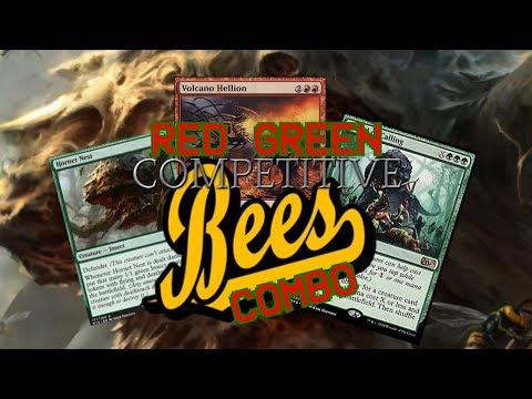 Modern RG Bee Combo -