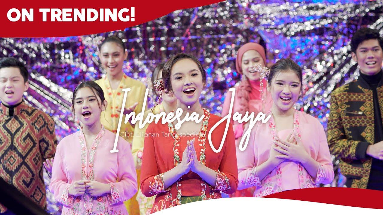 Download Lyodra, Tiara Andini & Ziva Magnolya - Indonesia Jaya MP3 Gratis