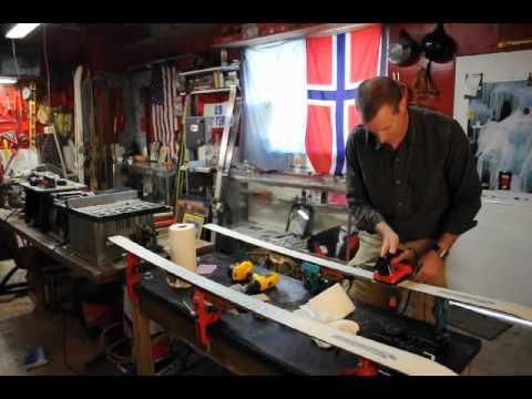 Ski waxing waxless skis video - Computer.m4v