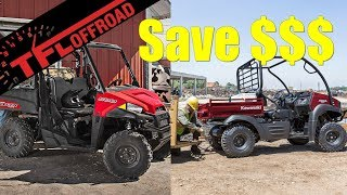 Pro vs Con Massimo MSU 500 Hisun Coleman Tractor Supply UTV | Music