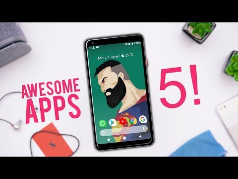 Best 5 Most Useful Apps for Your Daily Life september 2018
