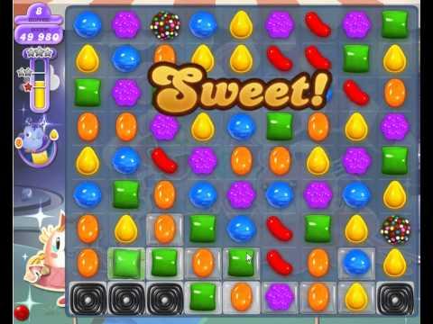 Candy Crush Saga Dreamworld Level 86 (Traumwelt)