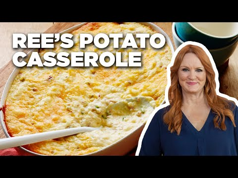 Recipe of the Day: Ree's Cheesy Twice-Baked Potato Casserole | Food Network