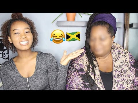 Q&A with my Jamaican Mother Pt.1