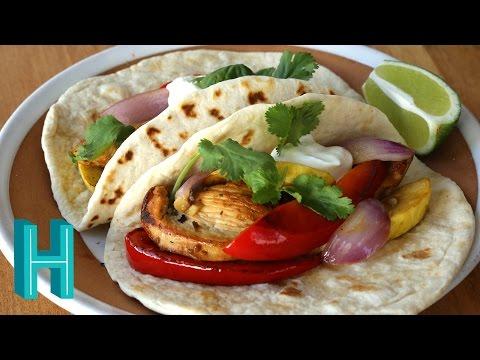 How to Make Chicken Fajitas    Hilah Cooking