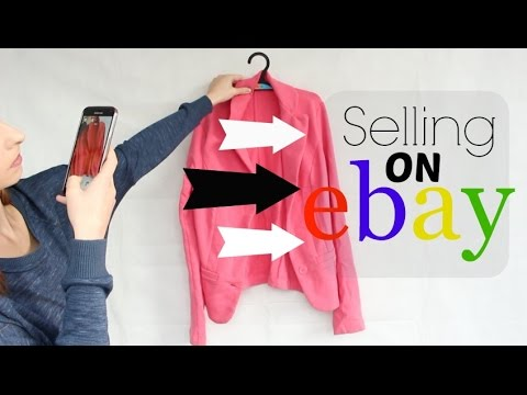 How to successfully Sell your CLOTHES on EBAY !