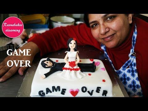 Wedding Cake:Game over